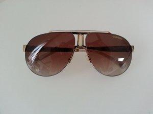 Carrera Sonnenbrille Unisex braun/gold/weiß Versandkostenfrei