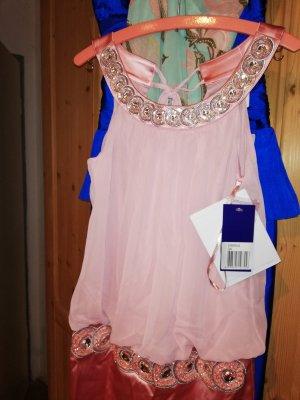 Carry Allen by Ella Singh Cocktail Dress pink
