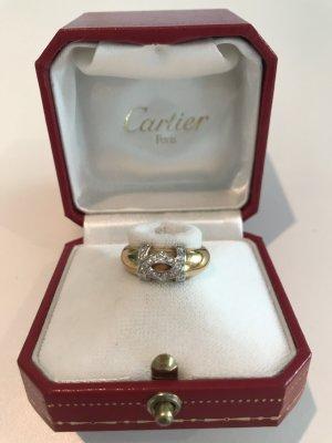 Cartier 18-Karat Gelbgoldring