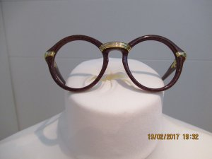 Cartier Glasses brown-sand brown mixture fibre