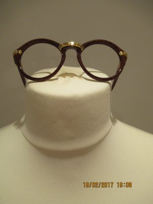 Cartier Glasses brown-sand brown mixture fibre