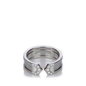 Cartier C de Cartier Diamond Ring