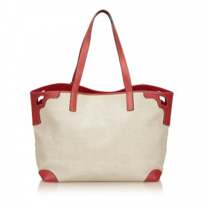 Cartier Canvas Marcello de Cartier Tote