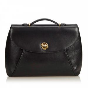 Cartier Leather Briefcase