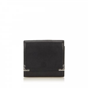 Cartier Leather Coin Pouch