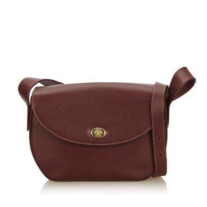 Cartier Leather Must de Cartier Crossbody