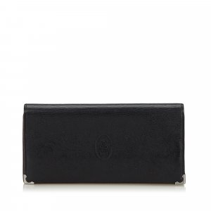 Cartier Leather Must De Cartier Wallet