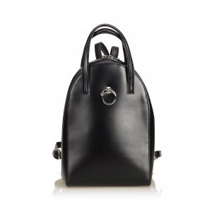 Cartier Leather Panthere Backpack