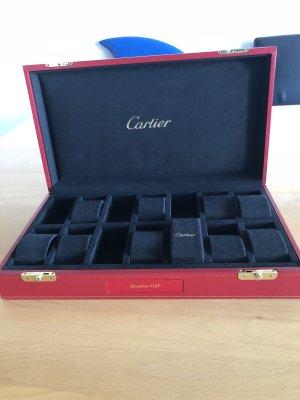 Cartier Montres GM Uhren Aufbewahrungsbox