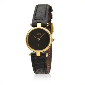 Cartier Must de Cartier Vermeil Watch