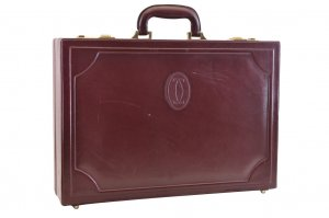 Cartier Must Line Briefcase