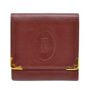 Cartier Must line Case Coin