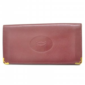 Cartier Must Line Compact Wallet