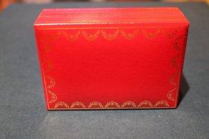 Cartier Schatulle / Schächtelchen / kleine Box für Schmuck