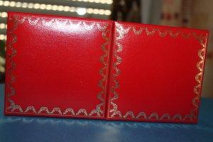 Cartier (Schmuck-)Box / Schatulle zum Unterbringen von Allerlei