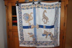 Cartier Foulard en soie multicolore soie