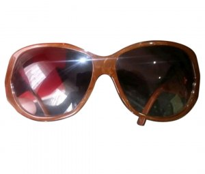 Cartier Sunglasses gold-colored-brown