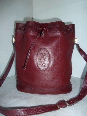 Cartier Tasche / Beuteltasche in sehr gutem Zustand!