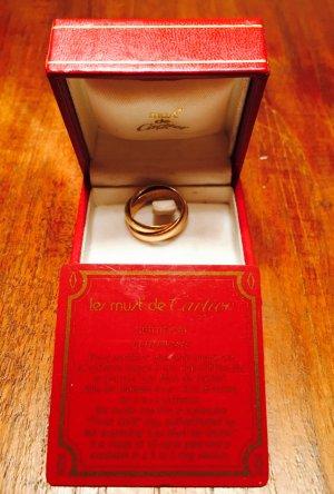 Cartier Trinity Ring KM