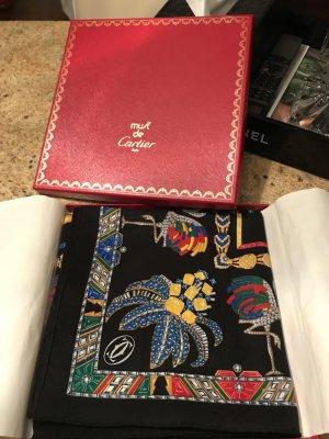 Cartier ... wunderschöner Schal ... limitierte Edition von Cartier