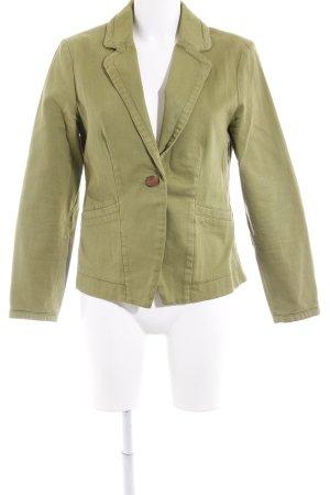 Cartonnier Blouse Jacket grass green casual look