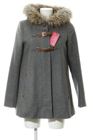Cartonnier Kapuzenmantel mehrfarbig Street-Fashion-Look