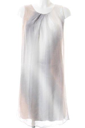 Cartoon A-Linien Kleid mehrfarbig klassischer Stil