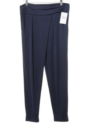 Cartoon Baggy Pants dunkelblau Elegant