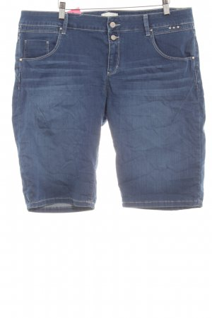 Cartoon Bermuda blau Casual-Look