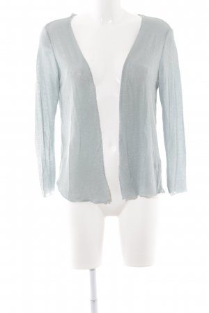 Cartoon Cardigan blassblau Casual-Look