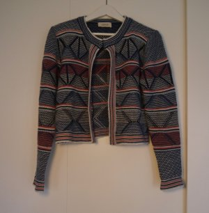 Cartoon Cardigan multicolore tissu mixte