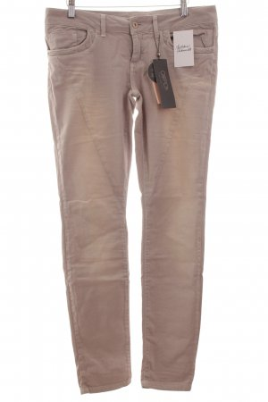 Cartoon Jeans grau-hellbeige Casual-Look