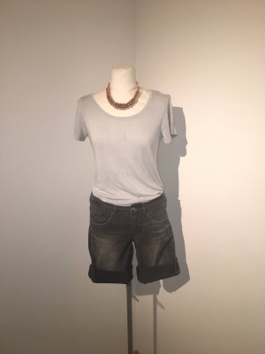 Cartoon Jeans-Shorts Gr.S Gr.36