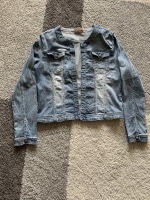 Cartoon jeansjacke