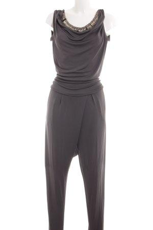 Cartoon Jumpsuit silberfarben-grau Elegant