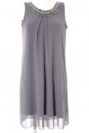 Cartoon Vestido con capucha gris brillante