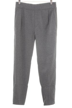 Cartoon Pantalón de pinza alto gris claro estilo «business»