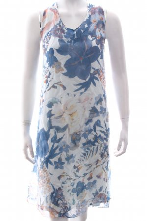 Cartoon Kleid florales Muster klassischer Stil
