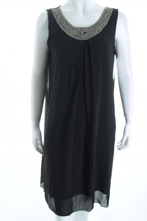 Cartoon Kleid schwarz Eleganz-Look