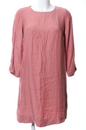 Cartoon Longsleeve Dress pink casual look