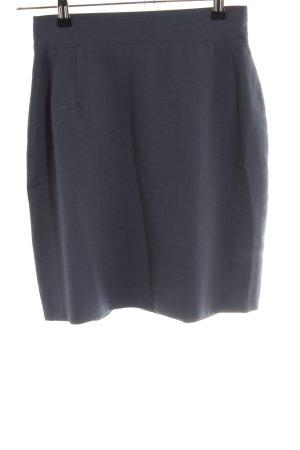 Cartoon Midi Skirt light grey casual look