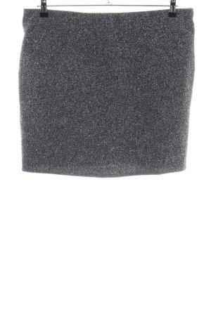 Cartoon Miniskirt light grey flecked casual look