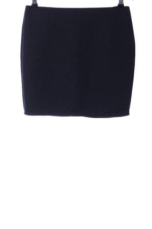Cartoon Miniskirt black business style