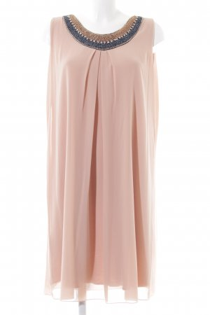 Cartoon schulterfreies Kleid pink Party-Look