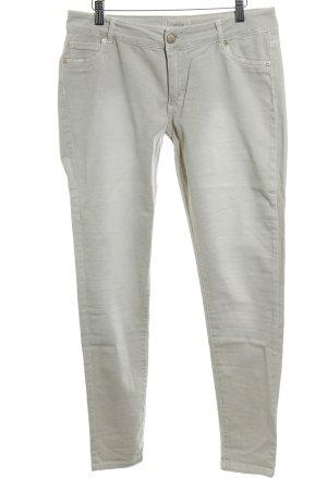Cartoon Jeans slim beige clair style décontracté