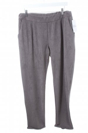 Cartoon Stoffhose grau Casual-Look
