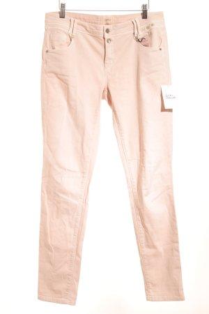 Cartoon Pantalone elasticizzato rosa antico elegante