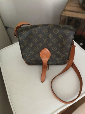 """Cartouchiere MM"" Monogram Canvas"