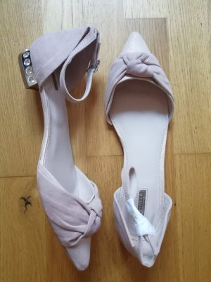 Carvela Ballerinas Nude By Kurt Geiger 40