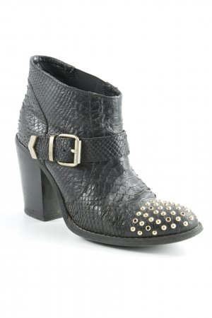 Kurt Geiger Booties schwarz Casual-Look